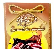 Curmale în ciocolată