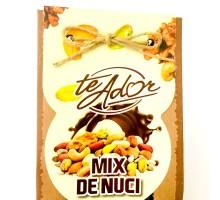 Mixt nuci în ciocolată