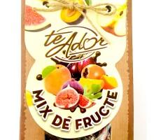 Mixt fructe în ciocolată