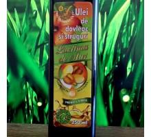 Ulei de seminţe de dovleac şi struguri