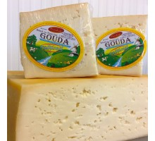 Caşcaval de brânză de vaci Gauda Tradiţional