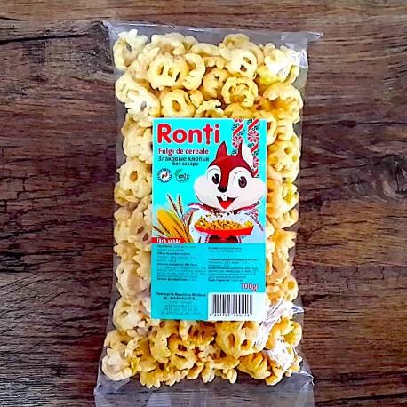 """Cereale """"Ronti"""" pentru diabetici"""