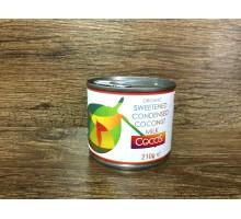 Lapte de cocos condensat