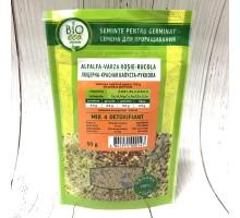 Mixt semințe pentru germinare MIX 4 DETOXIFIANT