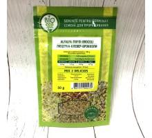 Mixt semințe pentru germinare MIX 2 DELICIOS