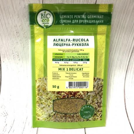 Mixt semințe pentru germinare MIX 1 DELICAT
