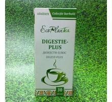 """Ceai în pliculețe """"Digestie-Plus"""""""