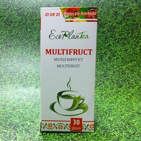 """Ceai în pliculețe """"Multifruct"""""""