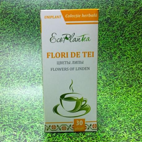 """Ceai în pliculețe """"Flori de tei"""""""