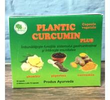 PLANTIC Curcumin Plus, capsule