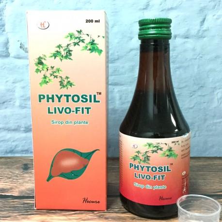 PHYTOSIL LIVO-FIT, sirop