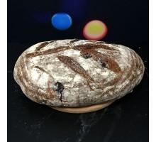 Pâine cu COACĂZĂ NEAGRĂ cu MAIA