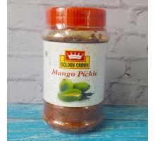 MANGO, marinată, sos condimentat, INDIA