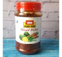 MIX de legume, marinată, INDIA