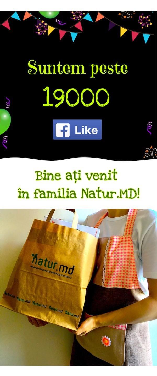 19000 de prieteni Natur.MD